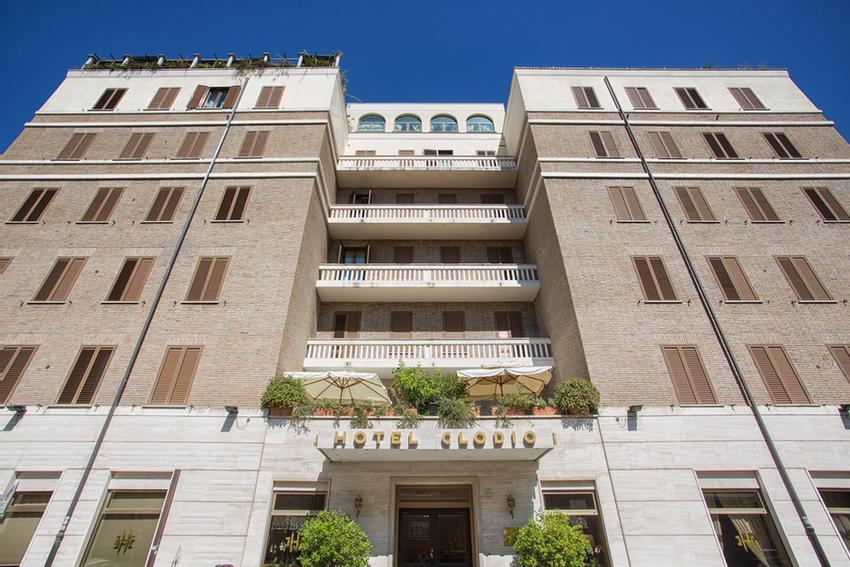 Hotel Clodio Roma 1 of 3
