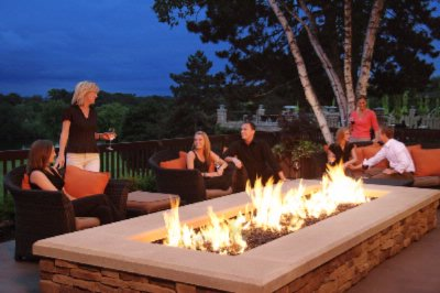 Embers Terrace Offers An Open Flame Where You Can Enjoy Drinks And Dessert Fireside 12 of 12