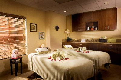 A-Spa Couples Massage Room 9 of 11