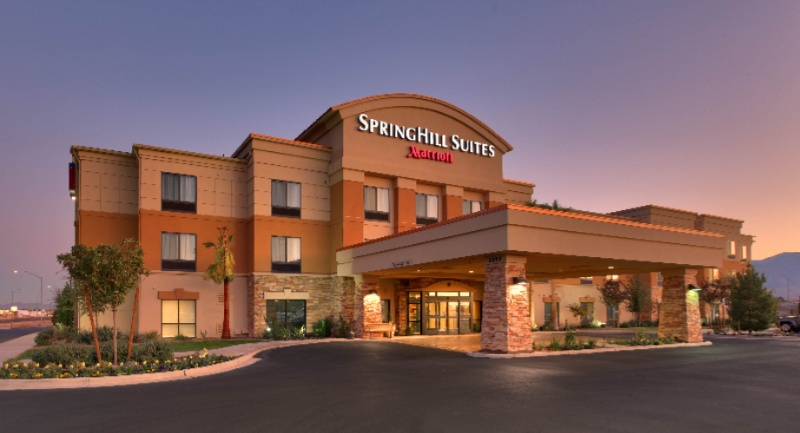 Springhill Suites by Marriott Thatcher 1 of 15