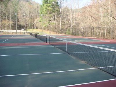 Tennis Courts 17 of 18