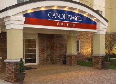Candlewood Suites Polaris 1 of 5