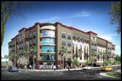 Residence Inn by Marriott Burbank Downtown 1 of 11