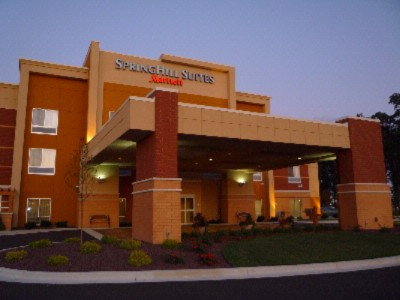 Springhill Suites Marriott Midland 1 of 9