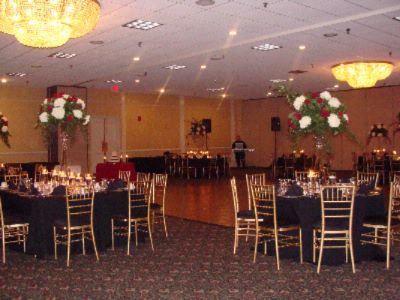 Special Event Room Setting 8 of 11