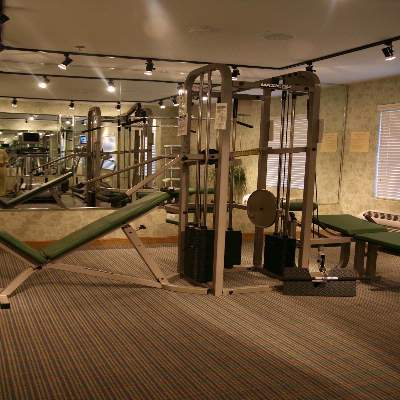 Doubletree Hotel Alpharetta-Windward Fitness Room 4 of 11