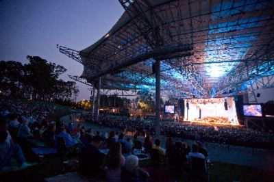 The Verizon Wireless Amphitheatre Is Minutes From The Doubletree Hotel Alpharetta-Windward 8 of 11