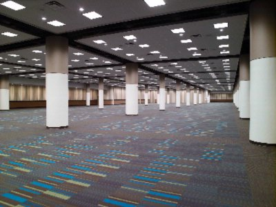 Grand Hall Can Host Up To 179 8x10 Booths 12 of 14