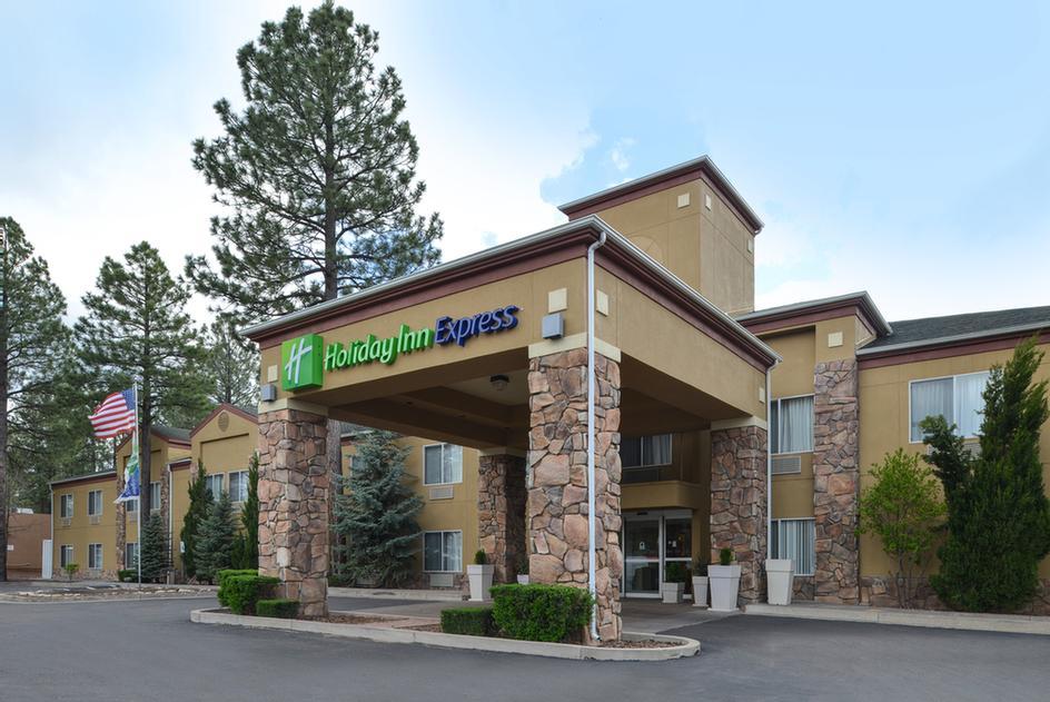 Holiday Inn Express Pinetop 431 East White Mountain Blvd Az 85935