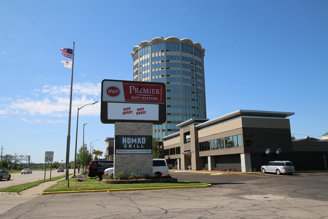 Bw Premier Detroit Southfield Hotel 26555 Telegraph Rd Mi 48033