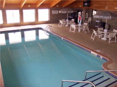 Enjoy The Warm Indoor Pool Sauna Spa 3 of 25
