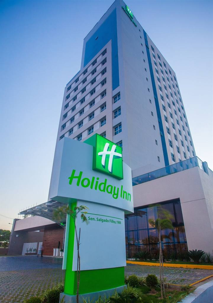 Fachada Do Holiday Inn Natal Hotel 3 of 30