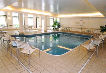 Take A Splash In Our Beautiful Indoor Pool! 2 of 2