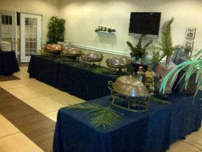 Banquet Provided By Catering Company 12 of 21