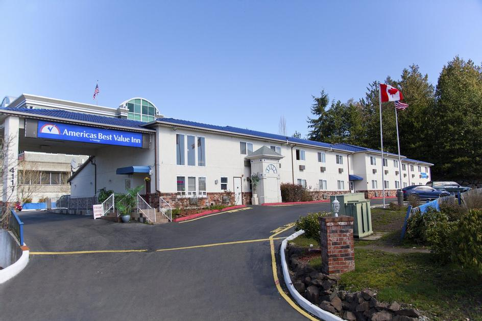AMERICAS BEST VALUE INN LYNNWOOD  SEATTLE  Lynnwood WA 4117