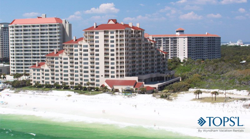 Tops\'l Beach & Racquet Resort by Wyndham Vacation 1 of 12