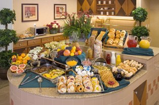 Complimentary Hot Breakfast Buffet 5 of 22