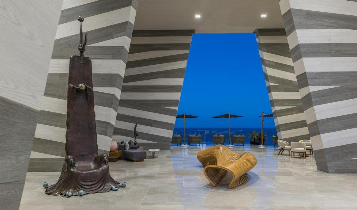 Lobby -Los Cabos Airport (Sjd) 35 Min Away San Jose Del Cabo 15 Min Away 4 of 31