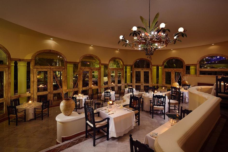 Emiliano -Open For Breakfast Lunch And Dinner. It Offers International Menu And Local Favorites For Breakfast And Lunch; At Dinner It Features Mexican Gourmet Cuisine. Our Botanical Garden Supplies The Freshest Herbs For Restaurant Kitchen. 12 of 31