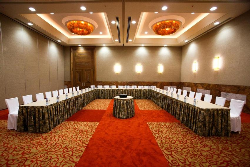 Convention Center -Private Function -The Deluxe Convention Center At Casa Velas Offers 4897 Sq. Ft. Of Flexible Venues For Meetings And Conventions In Puerto Vallarta And Can Host Groups Ranging From 5 To 450 People. 26 of 31