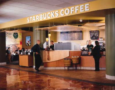 Conveniently Located In The Lobby Stop By For Your Starbuck\'s Favorite. 8 of 10