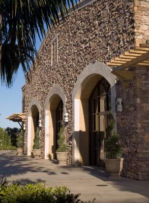 Guests Will Enjoy The Stunning Architecture And Private Patio At The Tuscany Ballroom. 10 of 10