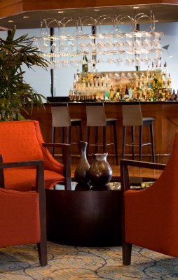 Relax In The Martini And Wine Bar Located In The Lobby Level Of The Hotel 3 of 10