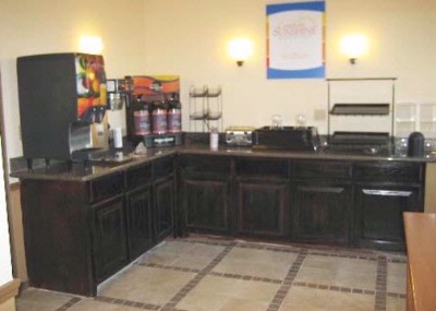 Continental Breakfast Area 7 of 8
