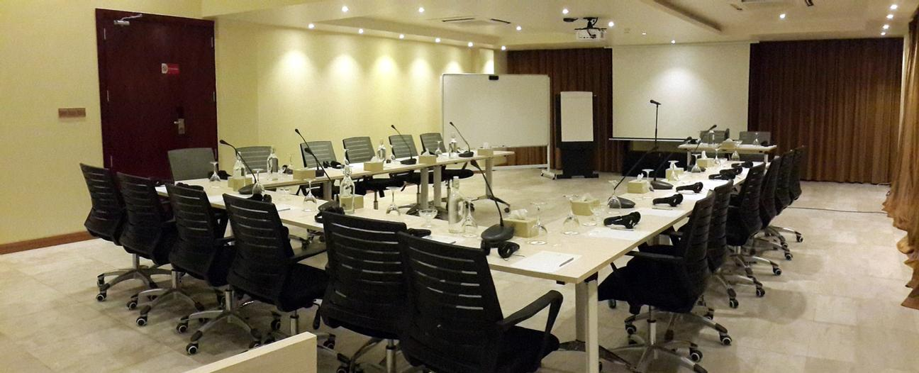 Conference Hall 21 of 25