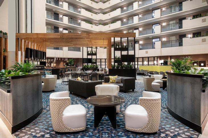 Image of Embassy Suites Hotel Orlando Airport