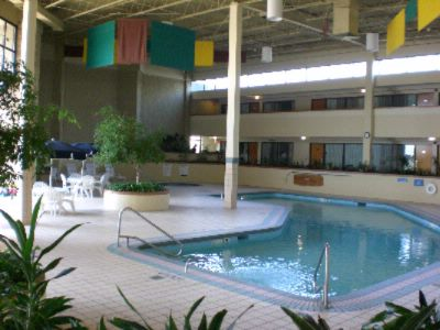 Ramada Plaza Dayton Indoor Heated Pool
