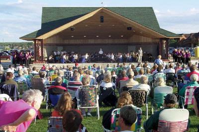 Music In Conkling Park In June July & August 13 of 26