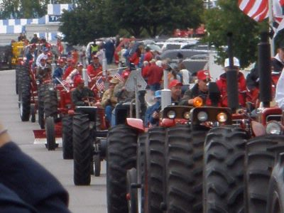 Visit Us For The Antique Tractor Parade In September 5 of 26