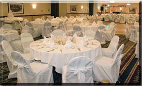 One Of Our Elegant Ballroom Setups 6 of 9