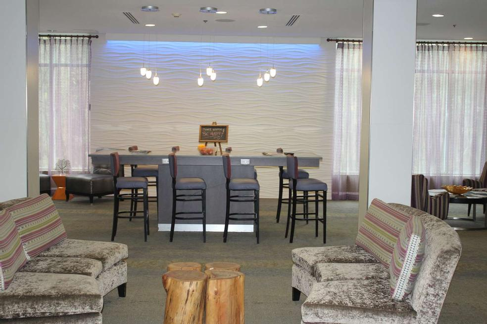 Spacious Lobby Perfect For Groups To Meet In Intimate Space 3 of 10