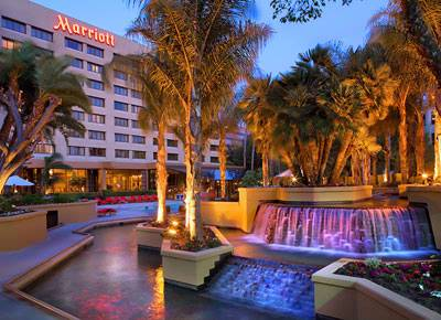 Long Beach Marriott 4700 Airport Plaza Dr Ca 90815
