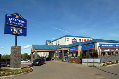Image of Lakeview Inn & Suites Ft. Saskatchewan