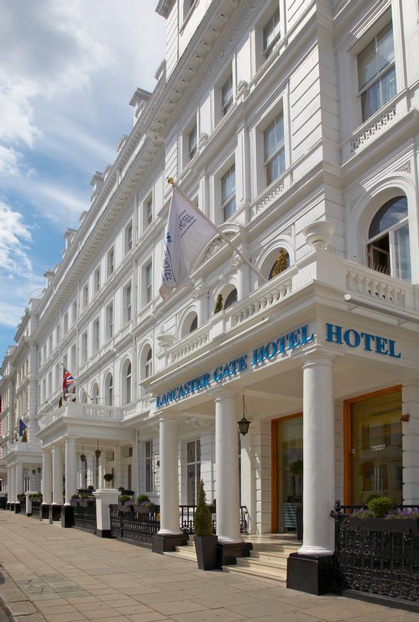 Lancaster Gate Hotel London 66 Lancaster Gate W23na