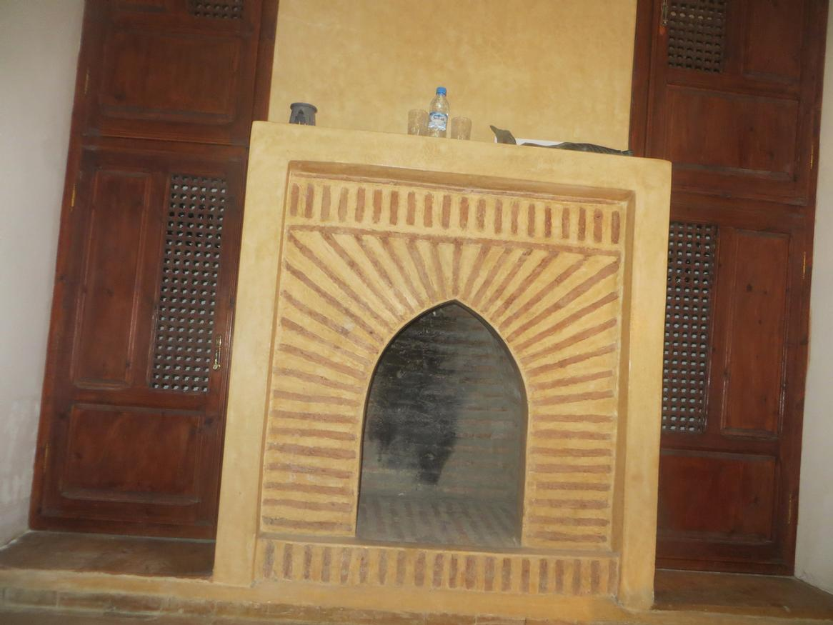 Moroccan Fireplace 13 of 31