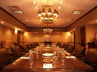Holiday Inn & Roberts Convention Centre Executive Boardroom
