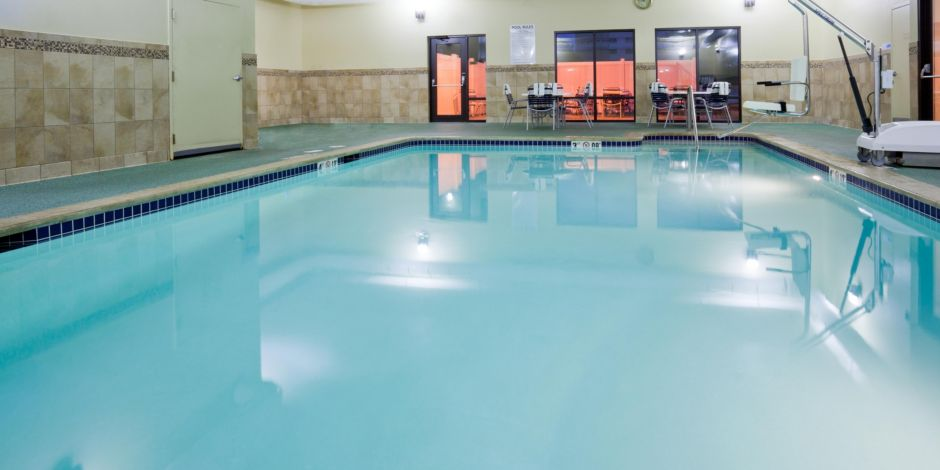 Heated Indoor Pool 8 of 16