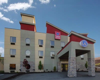 Image of Comfort Suites Monaca