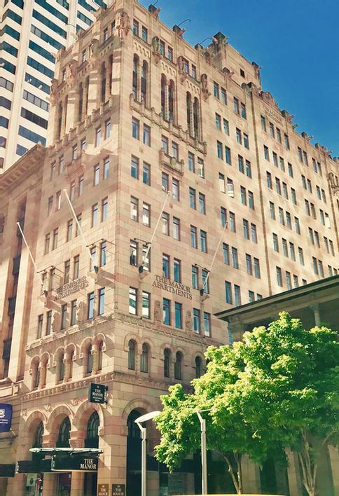 The Manor Apartment Hotel 289 Queen St. Brisbane QL 4000