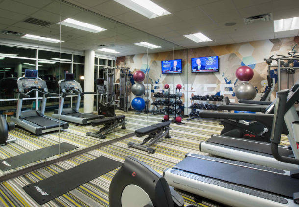 24 Hour Fitness Center 6 of 10