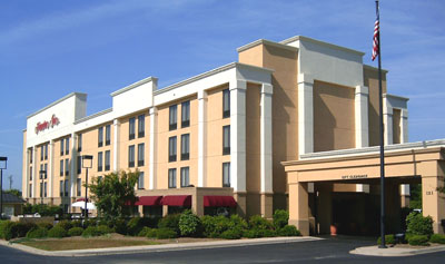 Image of Hampton Inn Spartanburg North