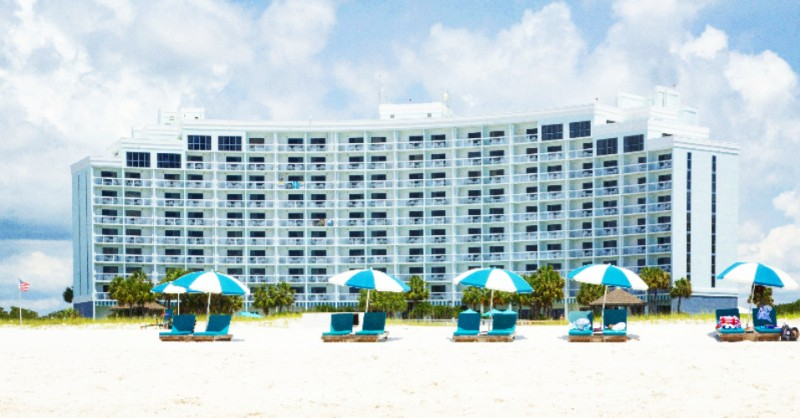 Island House Hotel A Doubletree By Hilton Orange Beach Al 26650 Perdido 36561