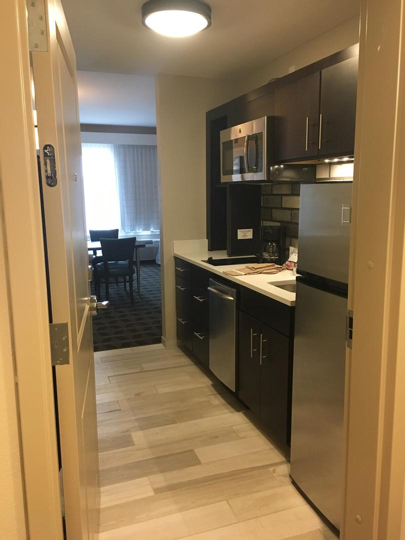Each Guestroom Features A Full Kitchen 8 of 9