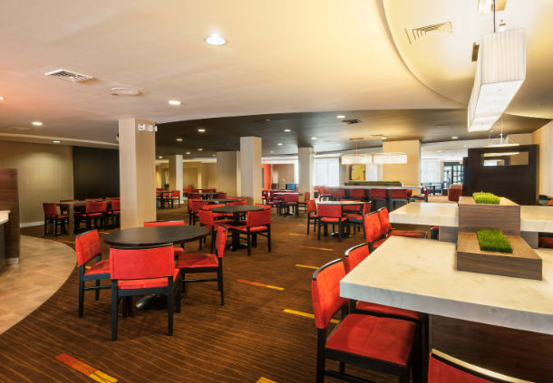 The Bistro -Seating Area 12 of 31