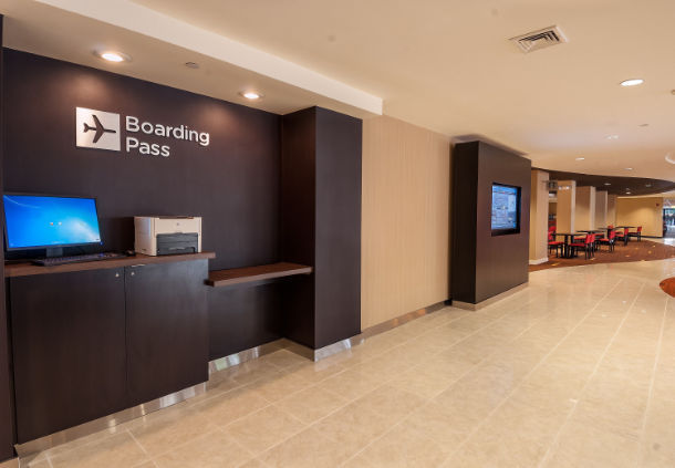 Boarding Pass Print Station 14 of 31