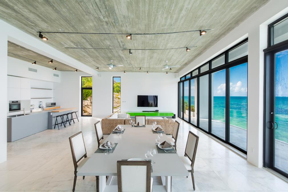 Interior Beach House Living Areas 27 of 31